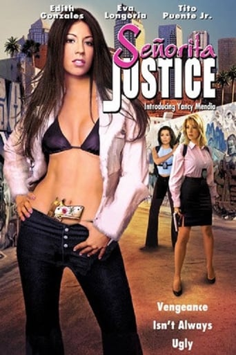 Poster of Señorita Justice