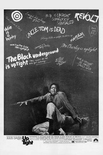 Poster of Uptight