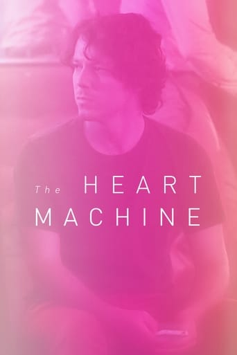 Filmposter von The Heart Machine