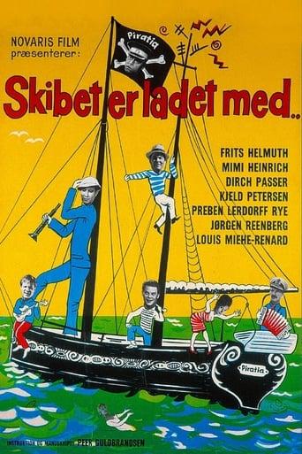 Poster of Skibet er ladet med