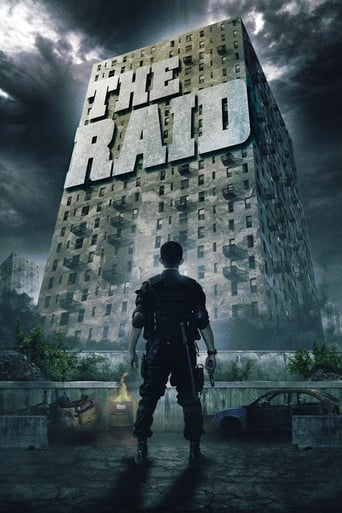 Poster of The Raid
