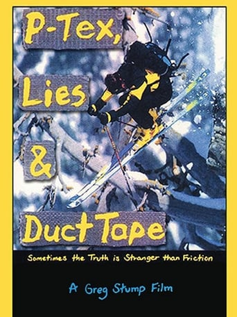 Poster of P-Tex, Lies & Duct Tape