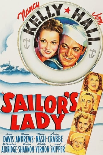 Poster of Sailor's Lady