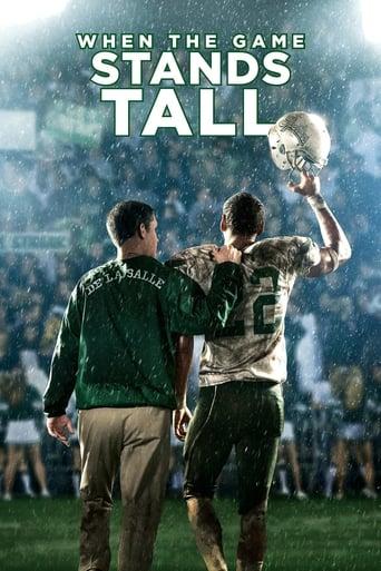poster When the Game Stands Tall – Un antrenor de legendă (2014)