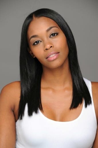 Nafessa Williams isAnissa Pierce / Thunder