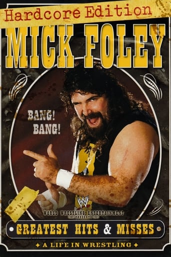 Poster of WWE: Mick Foley's Greatest Hits & Misses - A Life in Wrestling