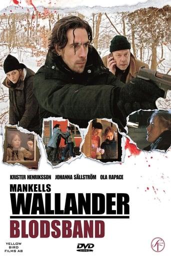Poster of Wallander 11 - Blodsband