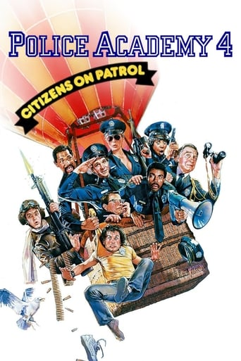Poster of Police Academy 4: Citizens on Patrol