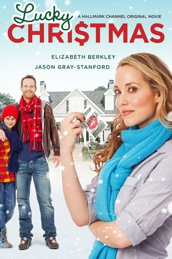 Poster of Lucky Christmas