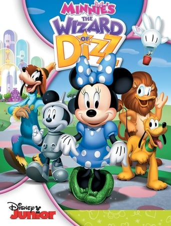 The Wizard of Dizz poster