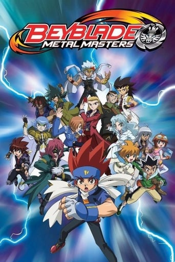 Poster of Beyblade: Metal Fusion