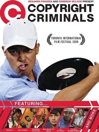 Poster of Copyright Criminals