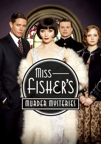 Poster of Miss Fisher's Murder Mysteries