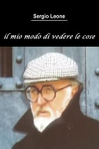 Poster of Sergio Leone: The Way I See Things