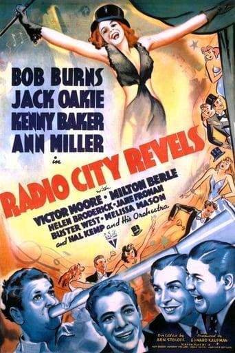 Poster of Radio City Revels