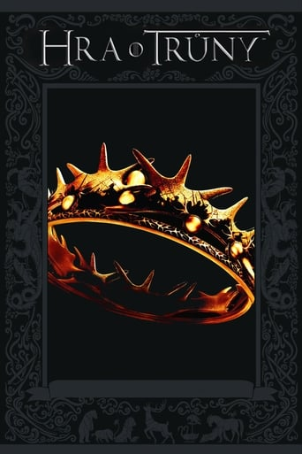 Poster of Hra o trůny