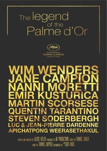 Poster of The Legend of the Palme d'Or