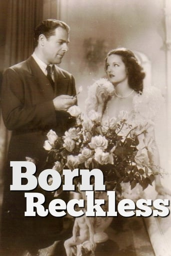 Poster of Born Reckless