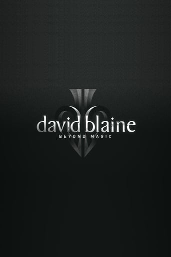 Poster of David Blaine: Beyond Magic