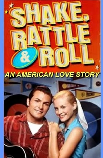 Poster of Shake, Rattle and Roll: An American Love Story