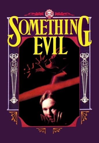 Poster of Something Evil