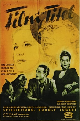 Poster of Film Without Title