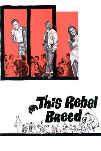 Poster of This Rebel Breed