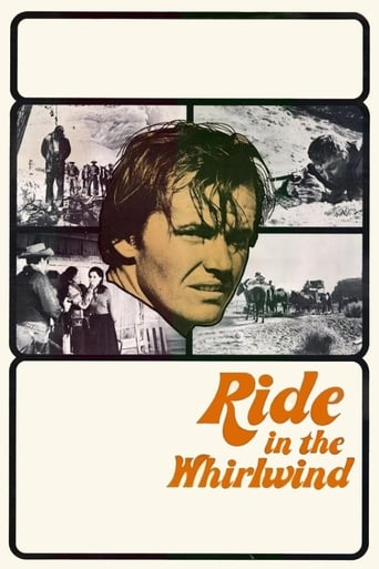 Poster of Ride in the Whirlwind