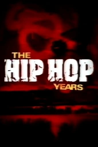 Poster of The Hip Hop Years