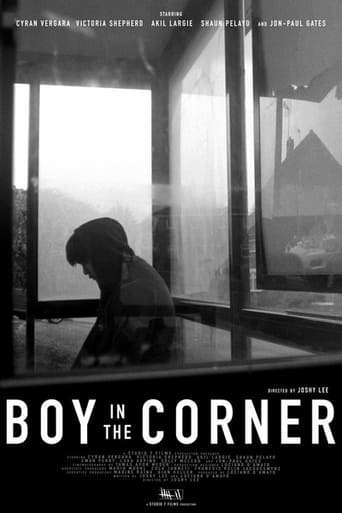 Poster of Boy in the Corner