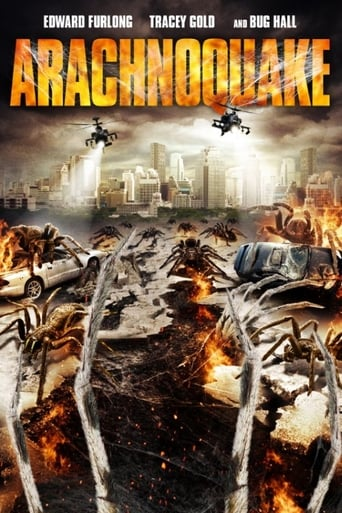 Poster of Arachnoquake