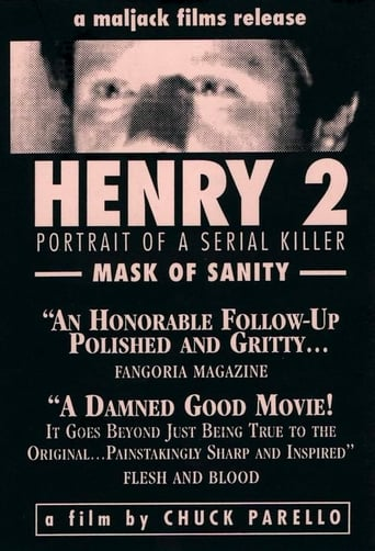 Poster of Henry: Portrait of a Serial Killer, Part 2