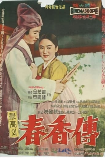 Poster of The Love Story of Chun-hyang
