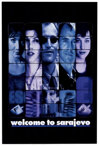 Poster of Welcome to Sarajevo
