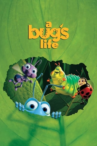 Poster of A Bug's Life