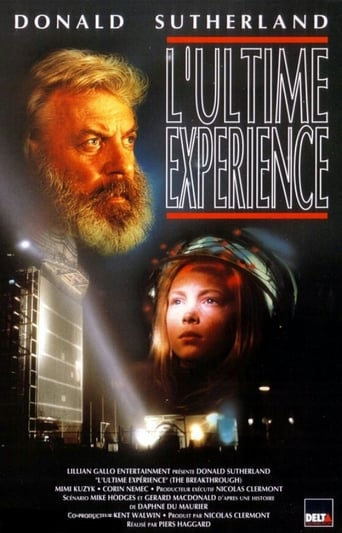 Poster of The Lifeforce Experiment