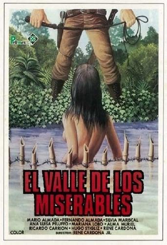 Poster of El valle de los miserables