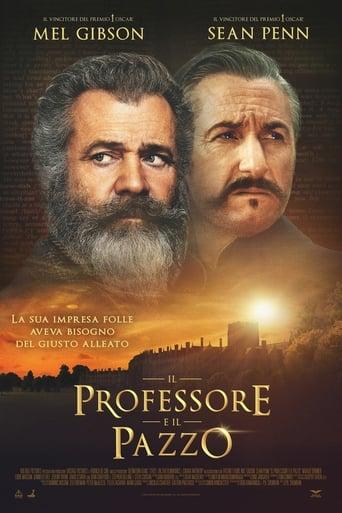 Poster of Il professore e il pazzo