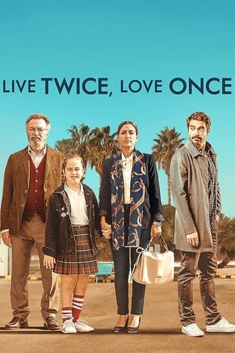 Poster of Live Twice, Love Once