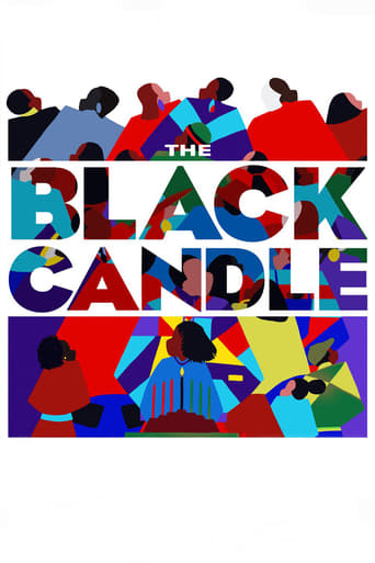 Poster of The Black Candle