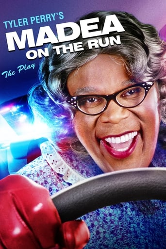 Poster of Tyler Perry's Madea on the Run - The Play