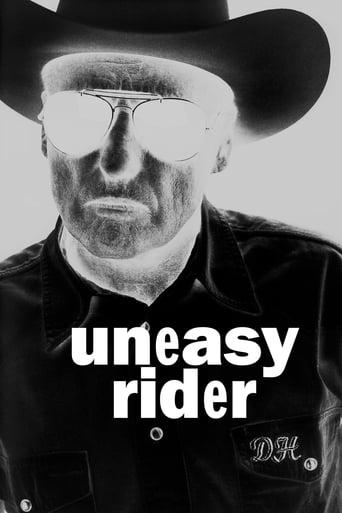 Poster of Dennis Hopper: Uneasy Rider