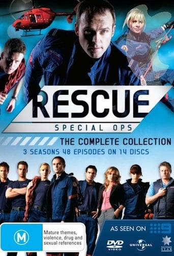 Poster of Rescue: Special Ops