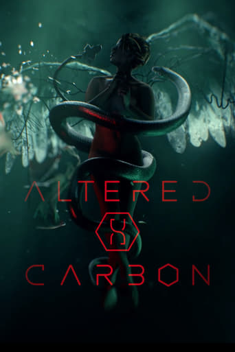 Poster of Altered Carbon