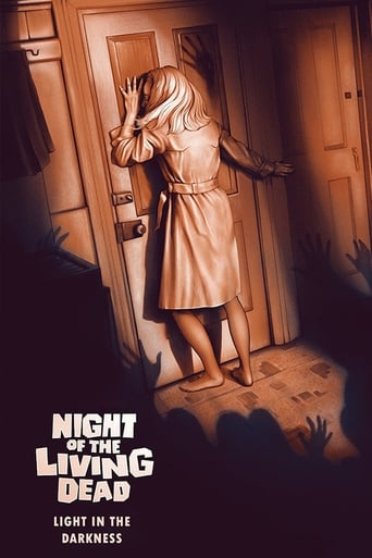 Poster of Night of the Living Dead: Light in the Darkness