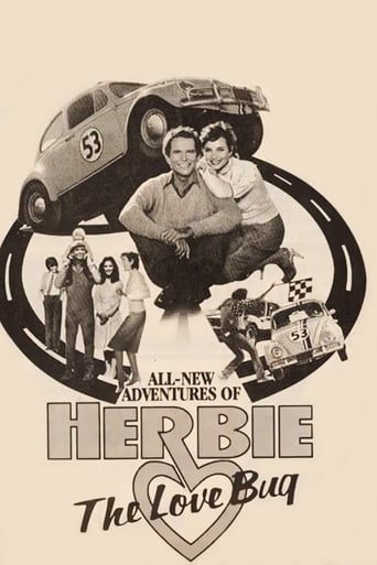 Poster of Herbie, the Love Bug