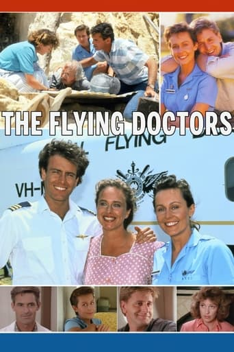 Poster of The Flying Doctors