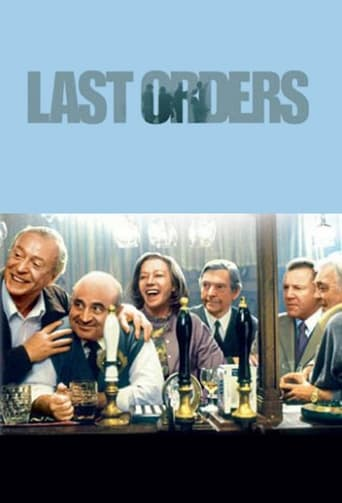 Poster of Last Orders