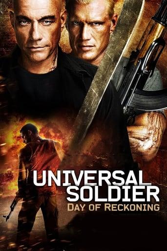 Poster of Univerzální voják 4: Odplata