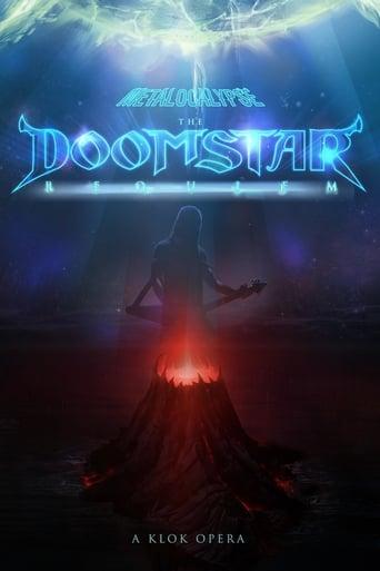 Poster of Metalocalypse: The Doomstar Requiem
